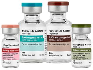 Octreotide Acetate Injection, AP Rated, Cross references to branded drug Sandostatin®, Fresenius Kabi USA